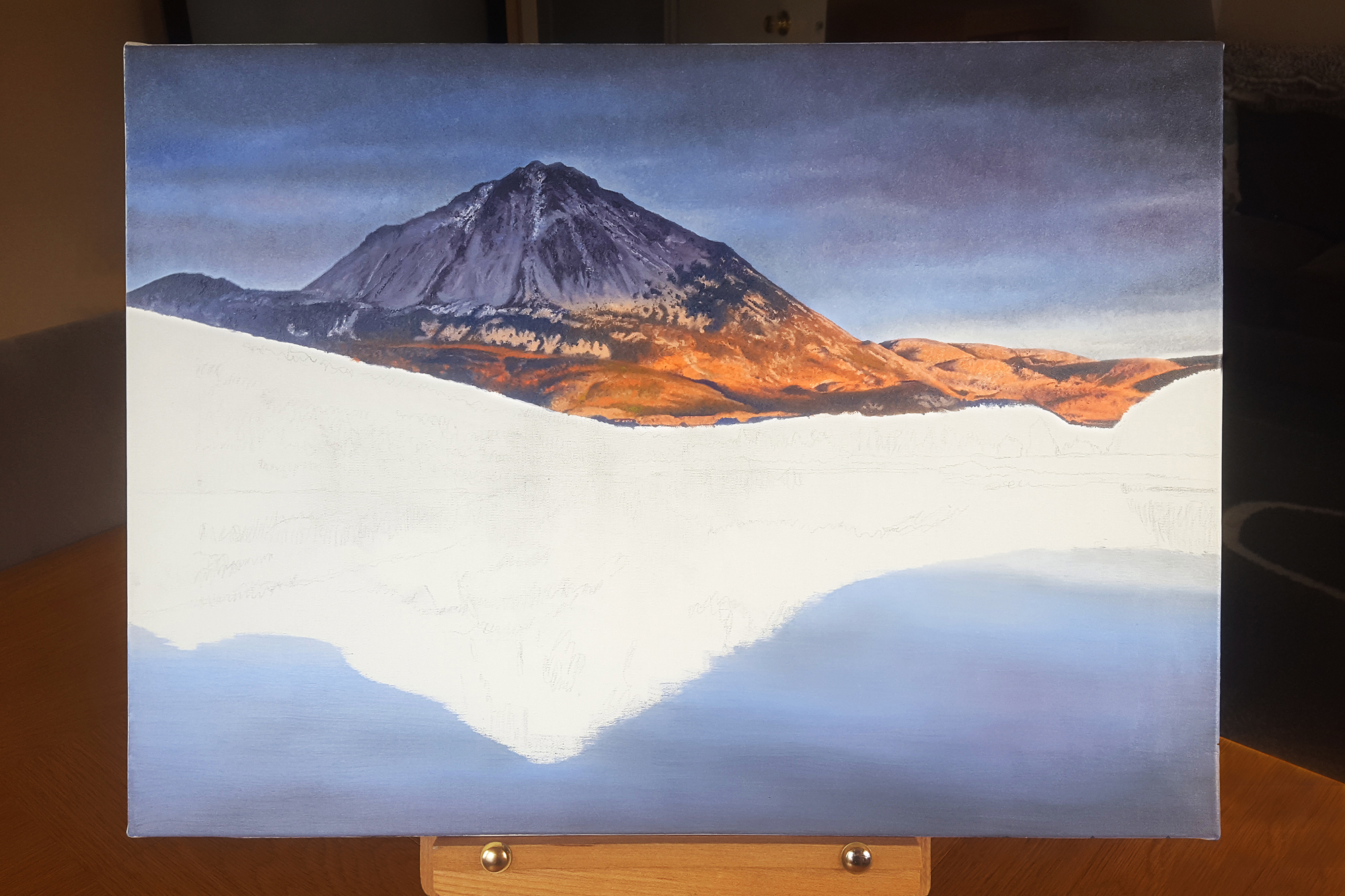 WIP 3 - Mount Errigal