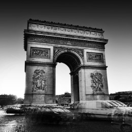 New Artwork: 'Arc de Triomphe - Paris'